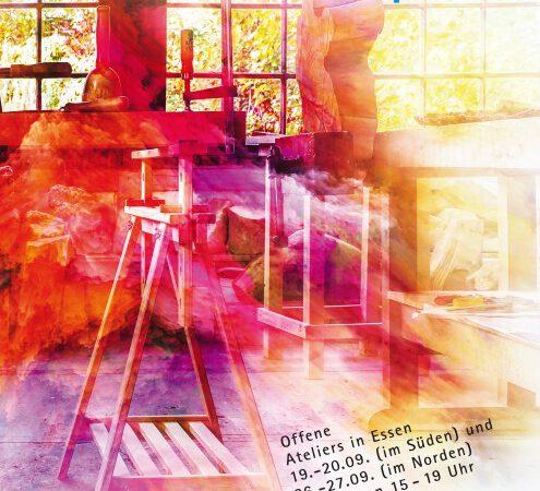 22. Kunstspur – 10 Jahre Atelier Planckstrasse