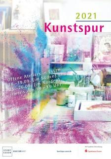 Kunstspur 2021 – Offene Ateliers in Essen